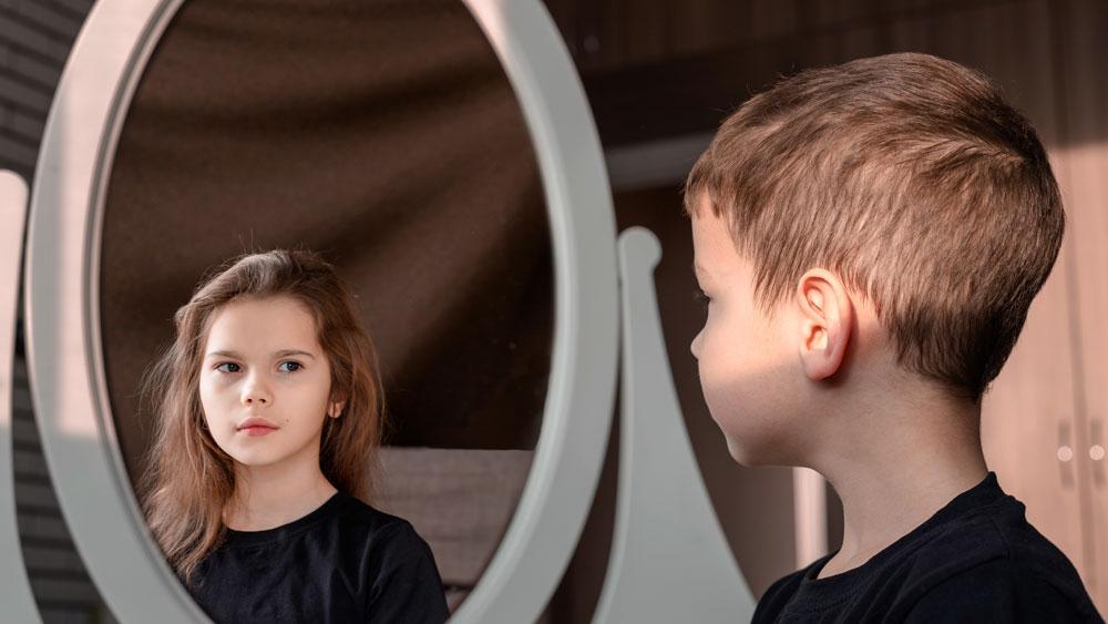 Dubbi sull'identità di genere nei bambini