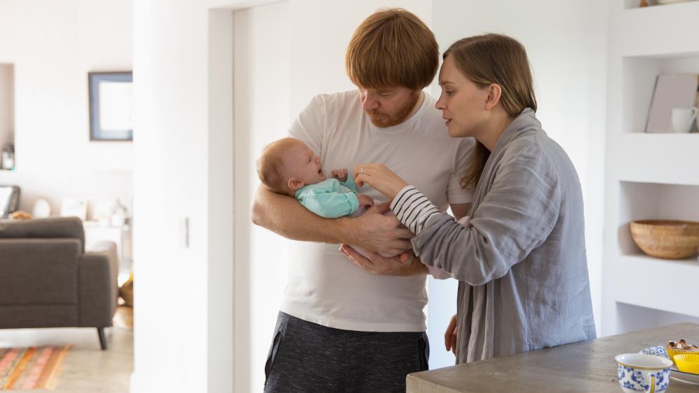 crisi coppia nascita figlio