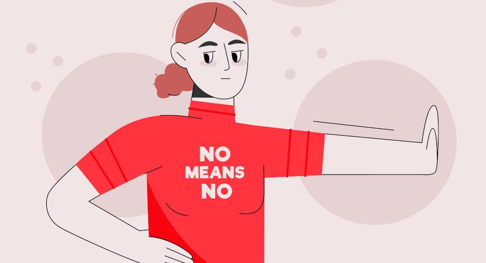 no significa no consenso