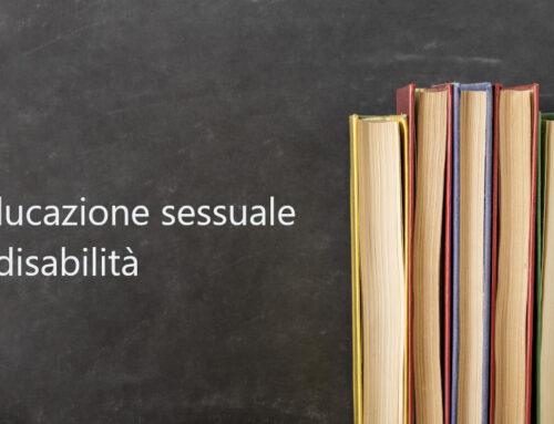 Educazione sessuale nella disabilità: perché è importante?